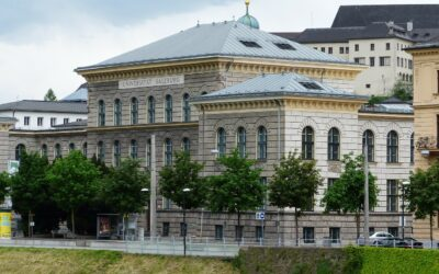 Die wichtigsten Standorte der Uni Salzburg