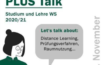 PLUS Talk